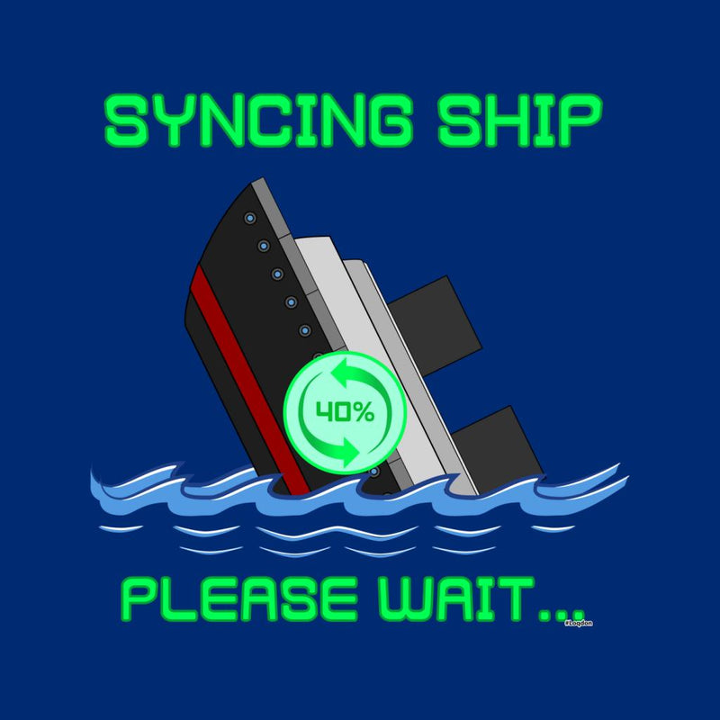 Colour Syncing Ship Please Wait by Loqd On - Cloud City 7