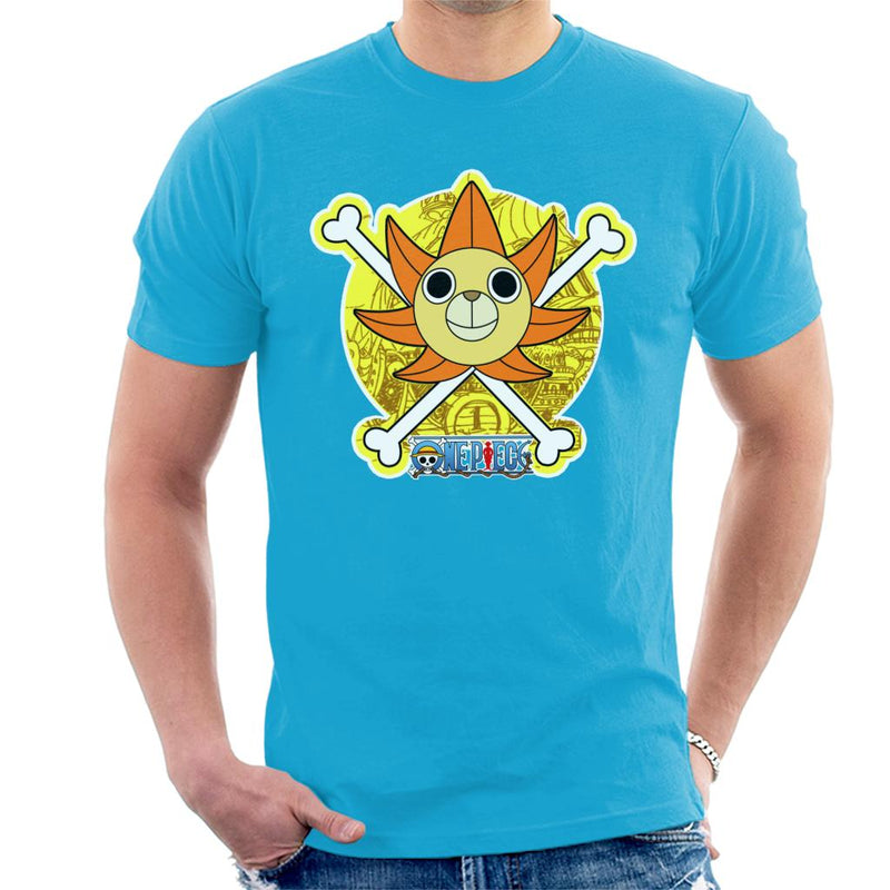 One Piece Thousand Sunny Figurehead Men's T-Shirt by Carlsoncore - Cloud City 7