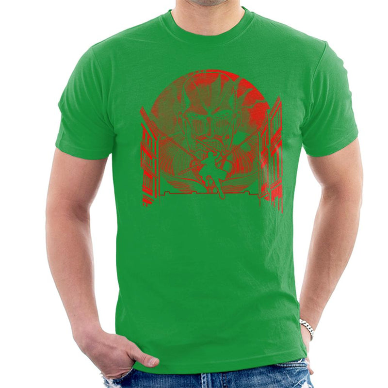 Attack On Titan That Day Men's T-Shirt by Create Or Destroy - Cloud City 7