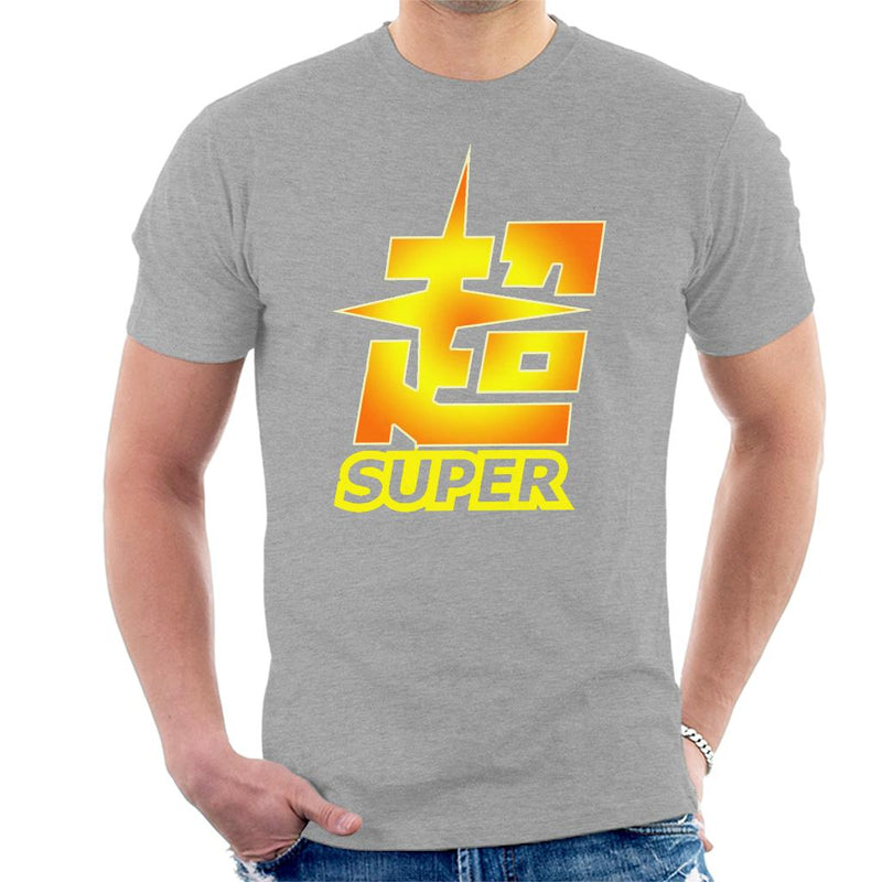 Dragon Ball Super Logo Men's T-Shirt by Agaena - Cloud City 7