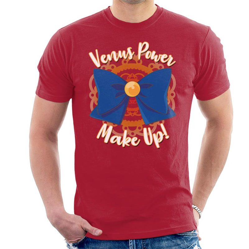 Sailor Moon Venus Power Men's T-Shirt by Trigun29 - Cloud City 7