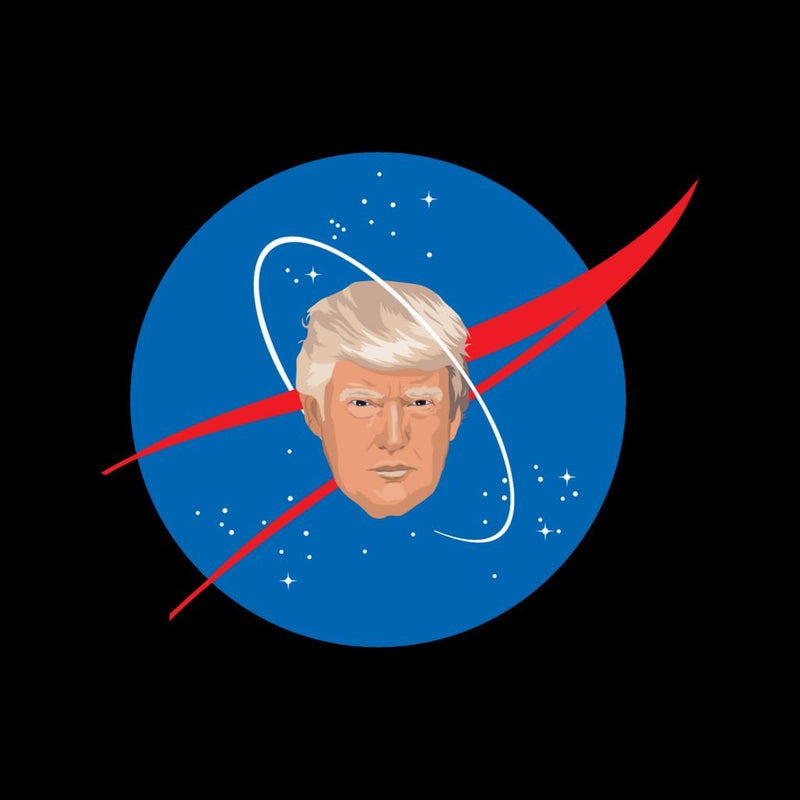 Trump Space Force Nasa by Sassquatch - Cloud City 7