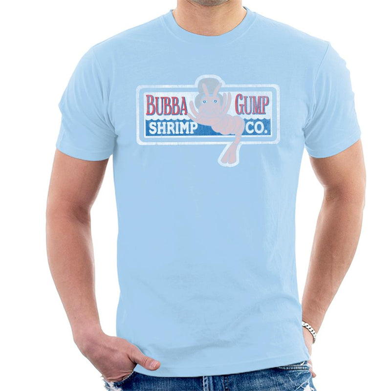 Forrest Gump Bubbas Shrimp Co Men's T-Shirt by Stroodle Doodle - Cloud City 7