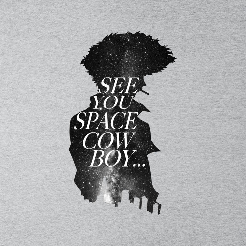 Cowboy Bebop See You In Space Text by Glrdokia - Cloud City 7