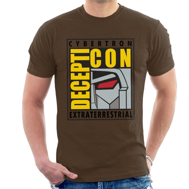 Transformers Megatron Men's T-Shirt by Karlangas - Cloud City 7