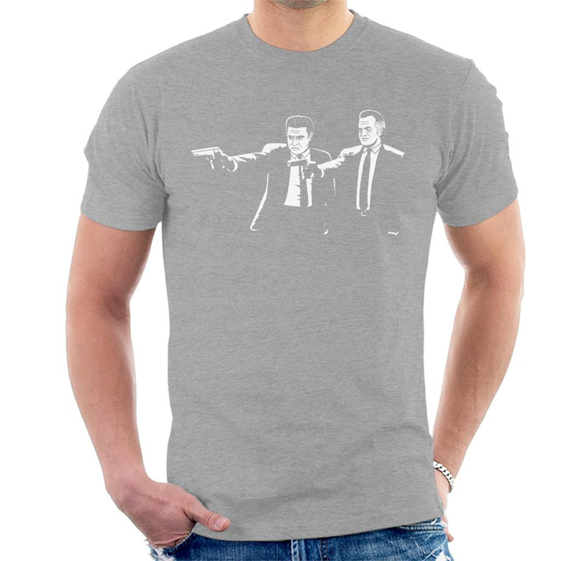 Mob Fiction Men's T-Shirt by Karlangas - Cloud City 7