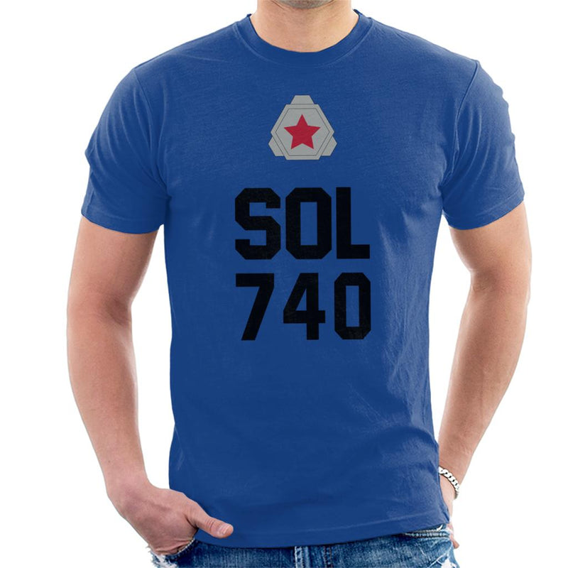 Akira Sol 740 Men's T-Shirt by Prothetic Mind - Cloud City 7
