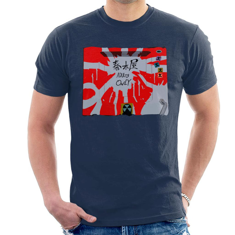 Akira Adults Only Capsule Men's T-Shirt by Prothetic Mind - Cloud City 7