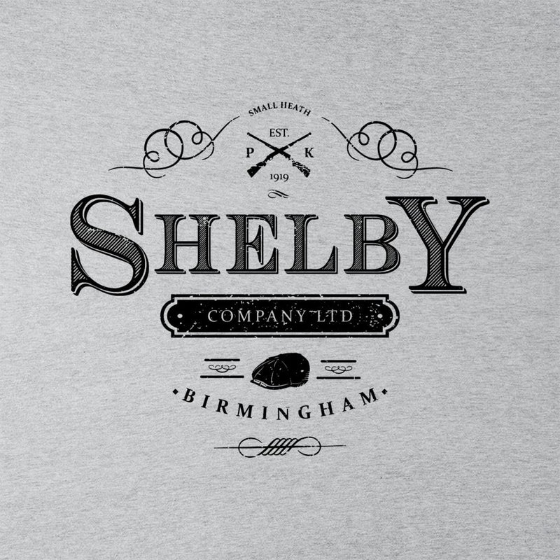 Shelby Company Ltd Logo Peaky Blinders Men's T-Shirt by Bevatron - Cloud City 7