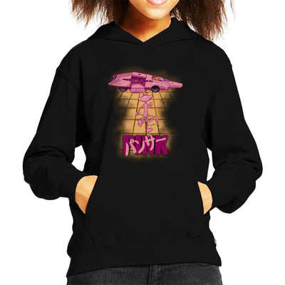 Pink Panther Akira Mix Kid's Hooded Sweatshirt by Bleee - Cloud City 7