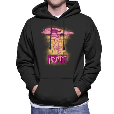 Pink Panther Akira Mix Men's Hooded Sweatshirt by Bleee - Cloud City 7