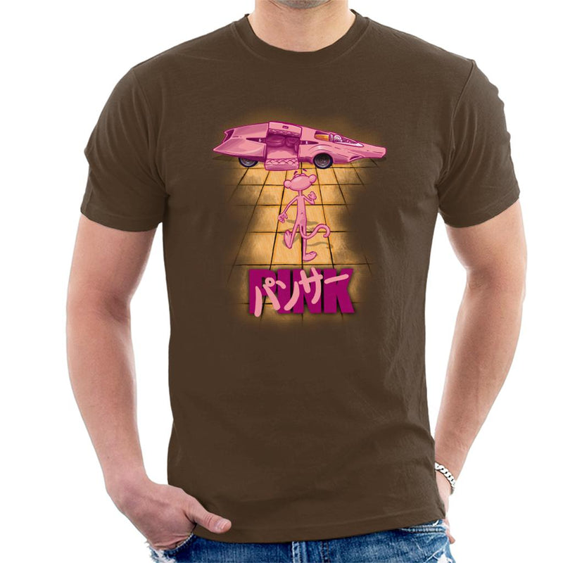Pink Panther Akira Mix Men's T-Shirt by Bleee - Cloud City 7