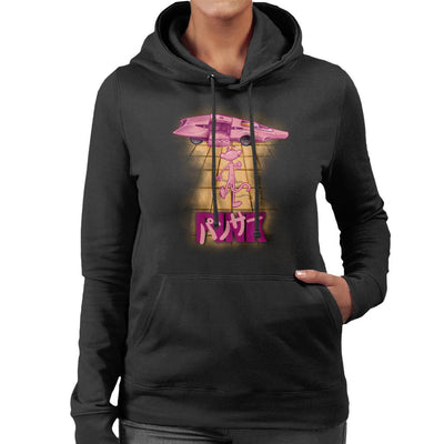 Pink Panther Akira Mix Women's Hooded Sweatshirt by Bleee - Cloud City 7