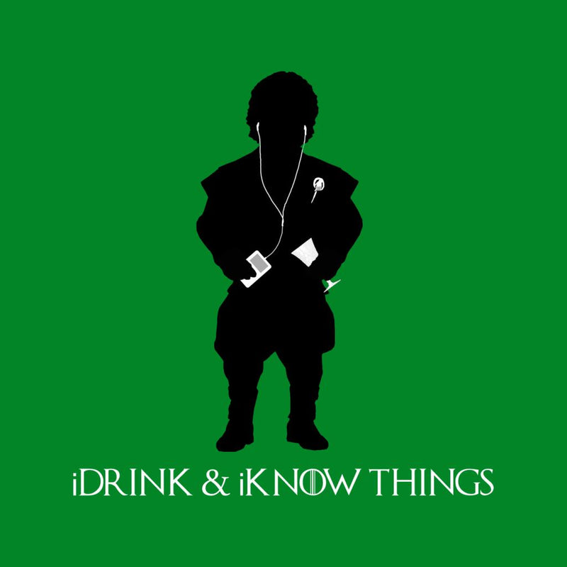iDrink And iKnow Things iPod Game Of Thrones by Sassquatch - Cloud City 7