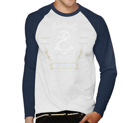Nautically for Life Come Visit The Ocean Creatures Sea You Anchor Mens Sweatshirt