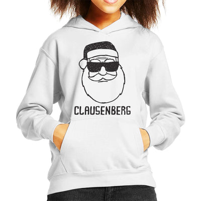 Clausenberg Christmas Heisenberg Breaking Bad Kid's Hooded Sweatshirt by Bohsky - Cloud City 7