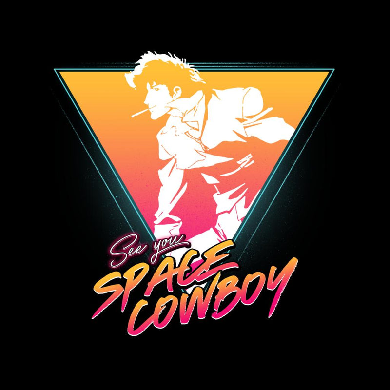 See You Space Cowboy Bebop by Rocketman - Cloud City 7