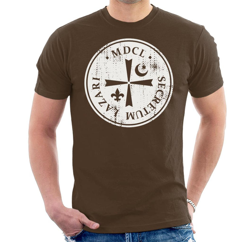 Knights Of Lazarus Men's T-Shirt by Flaming Imp - Cloud City 7