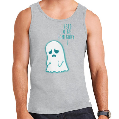Ghost I Used To Be Somebody Men's Vest