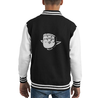 Alien Che Time To Resist Kid's Varsity Jacket by Retro Freak - Cloud City 7