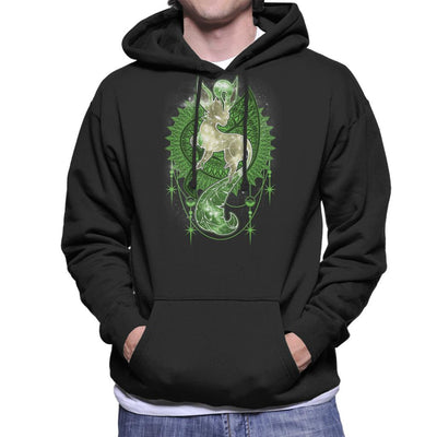 Pokemon Starry Sky Of Grass Men's Hooded Sweatshirt by ChocolateRaisinFury - Cloud City 7