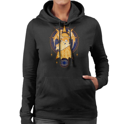 Digimon Starry Sky Of Hope Women's Hooded Sweatshirt by ChocolateRaisinFury - Cloud City 7