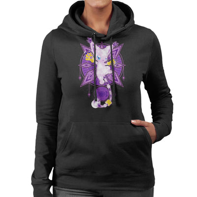 Digimon Starry Sky Of Light Women's Hooded Sweatshirt by ChocolateRaisinFury - Cloud City 7