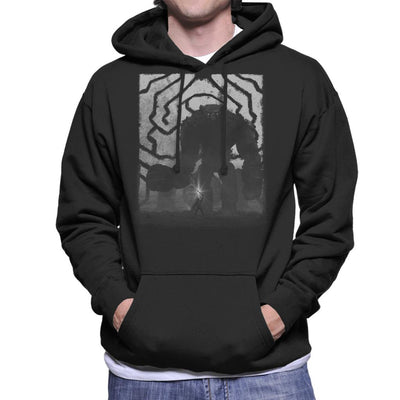 Shadow Of The Colossus Characters Men's Hooded Sweatshirt by Crumblin Cookie - Cloud City 7
