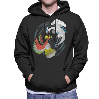 Pokemon Legendary Battle Men's Hooded Sweatshirt by Jozvoz - Cloud City 7
