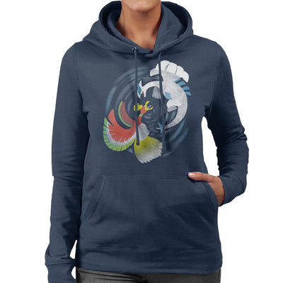Pokemon Legendary Battle Women's Hooded Sweatshirt by Jozvoz - Cloud City 7