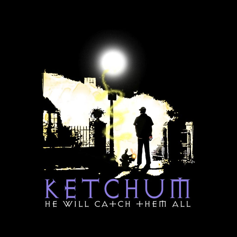 Ketchum Pokemon The Exorcist by Mannart - Cloud City 7