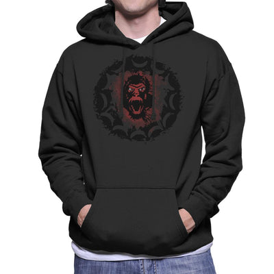The Army Of Twelve Bananas 12 Monkeys Men's Hooded Sweatshirt by Mannart - Cloud City 7