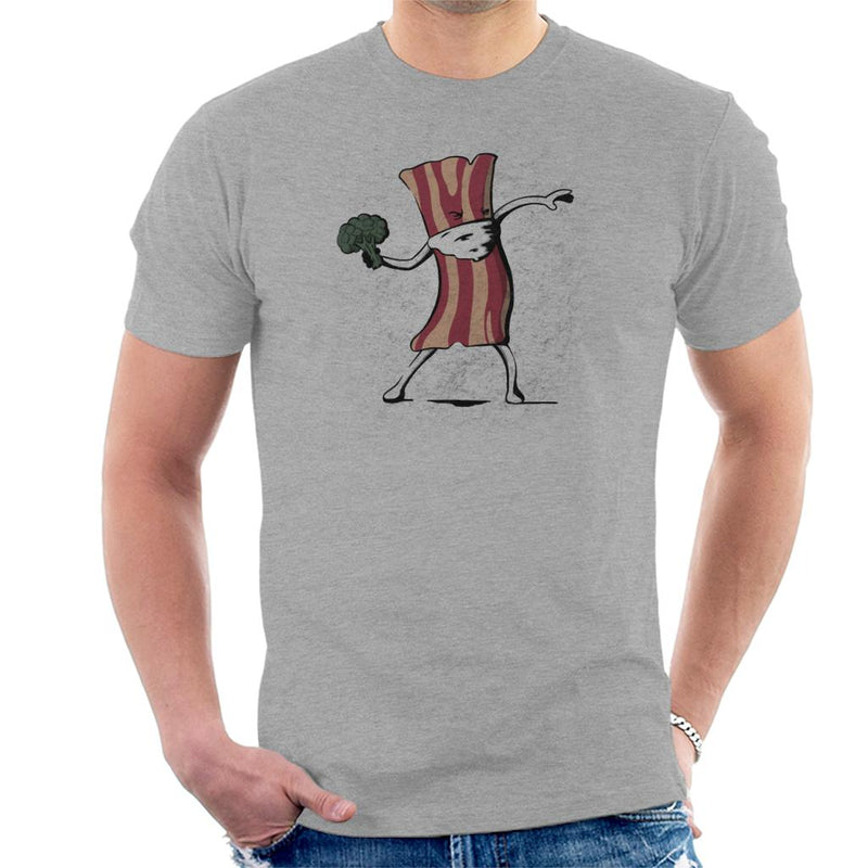 Broccoli Thrower Men's T-Shirt by Raffiti - Cloud City 7