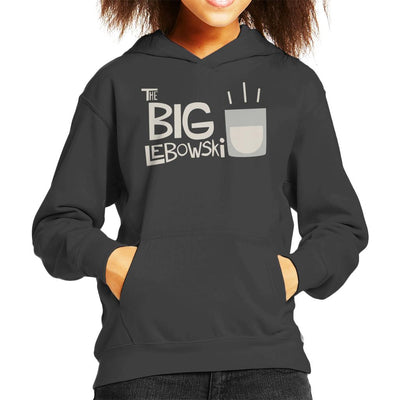 Big Lebowski White Russian Kid's Hooded Sweatshirt by nicksoulart - Cloud City 7