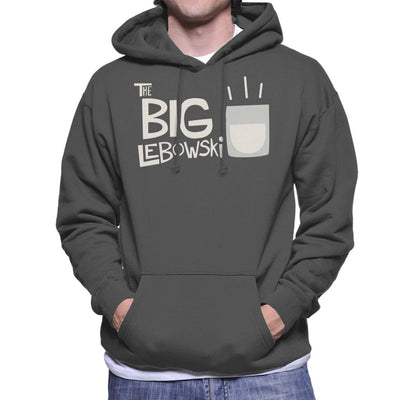 Big Lebowski White Russian Men's Hooded Sweatshirt by nicksoulart - Cloud City 7
