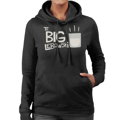 Big Lebowski White Russian Women's Hooded Sweatshirt by nicksoulart - Cloud City 7