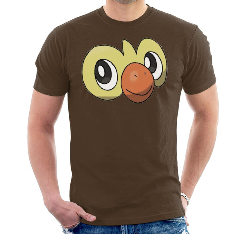 Pokemon Sword And Shield Grookey Face Men's T-Shirt by BrotherOfPerl - Cloud City 7