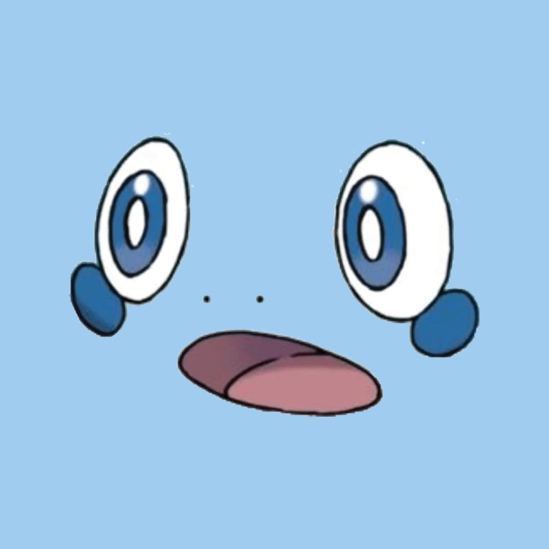 Pokemon Sword And Shield Sobble Face by BrotherOfPerl - Cloud City 7