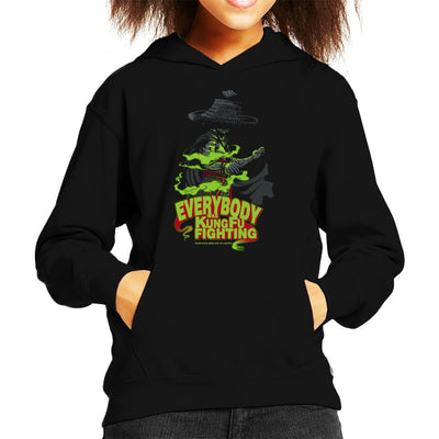 Little Bit Frightening Big Trouble In Little China Kid's Hooded Sweatshirt by AndreusD - Cloud City 7