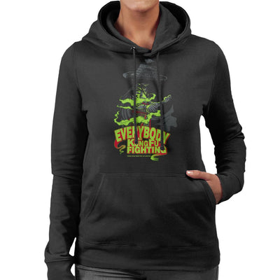 Little Bit Frightening Big Trouble In Little China Women's Hooded Sweatshirt by AndreusD - Cloud City 7