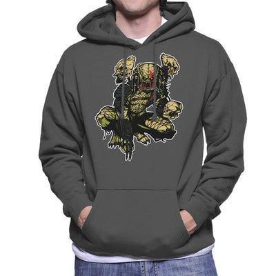 On The Prowl Predator Men's Hooded Sweatshirt by AndreusD - Cloud City 7