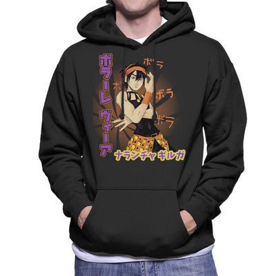 Narancia Ghirga Volare Via Jojos Bizarre Adventure Men's Hooded Sweatshirt by PsychoDelicia - Cloud City 7