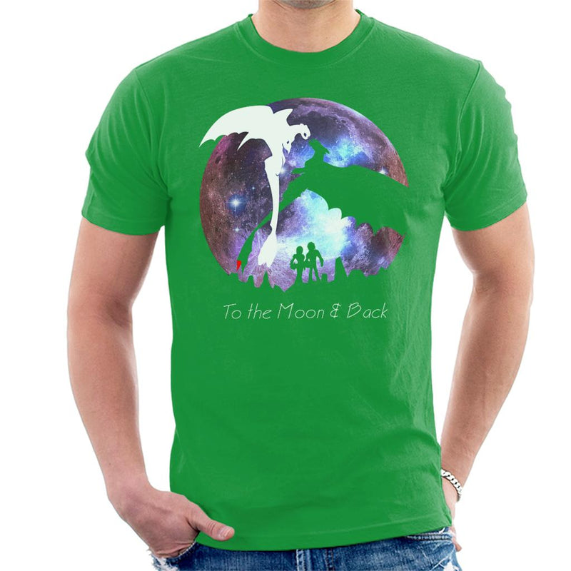 How to Train Your Dragon The Hidden World Moon Romance Men's T-Shirt by emodistcreates - Cloud City 7