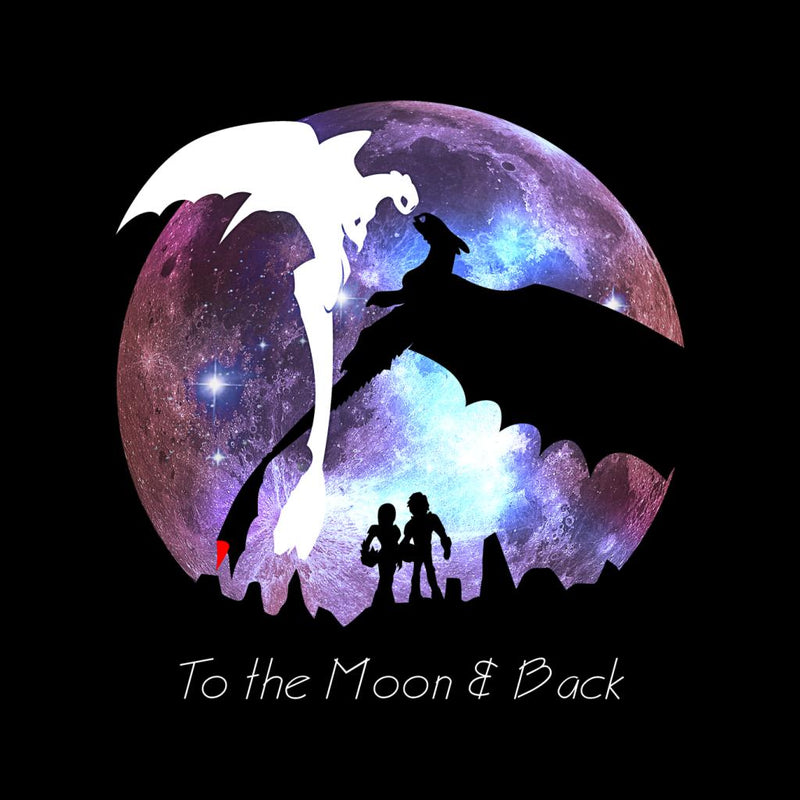How to Train Your Dragon The Hidden World Moon Romance by emodistcreates - Cloud City 7