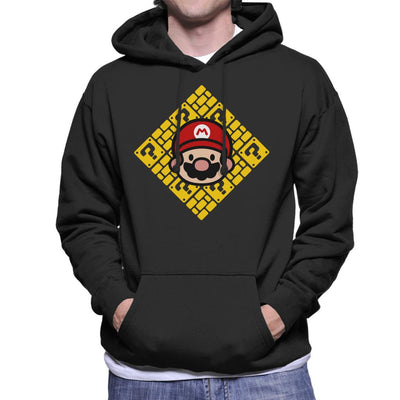 Its A Me Chibi Super Mario Men's Hooded Sweatshirt by Evasinmas - Cloud City 7