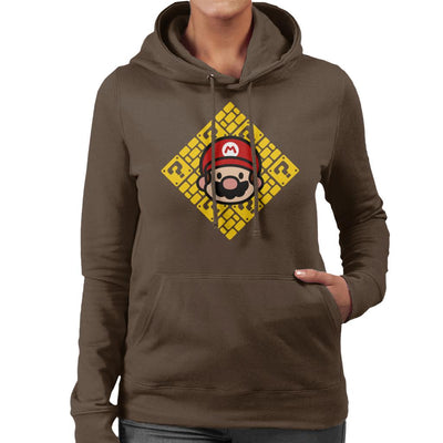 Its A Me Chibi Super Mario Women's Hooded Sweatshirt by Evasinmas - Cloud City 7