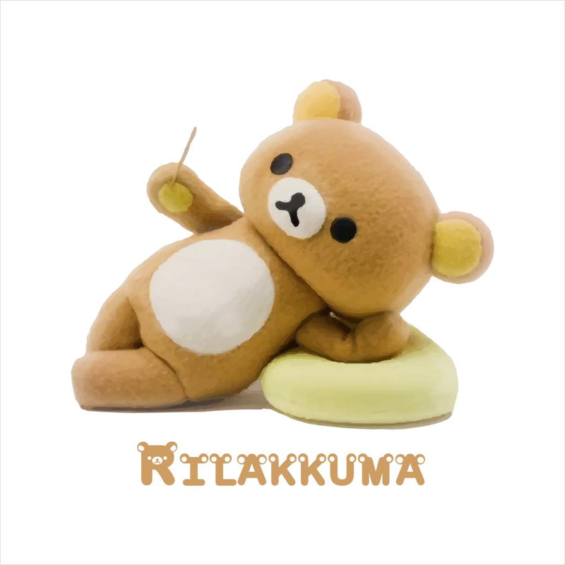Laid Back Rilakkuma And Kaoru by Sassquatch - Cloud City 7