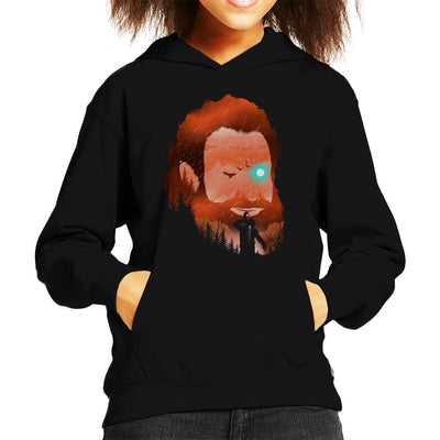 Giants Milk Tormund Game Of Thrones Kid's Hooded Sweatshirt by dandingeroz - Cloud City 7