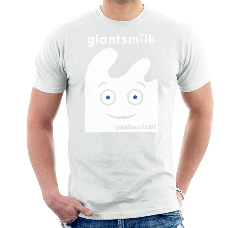 Game Of Thrones Giants Milk Tormund Men's T-Shirt by Retro Review - Cloud City 7