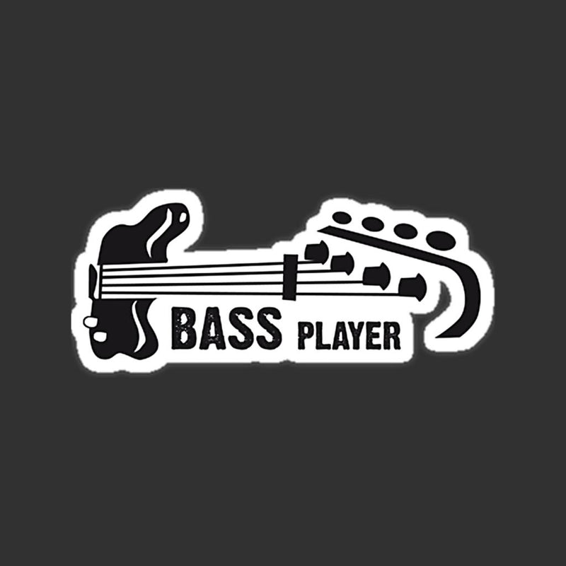 Bass Player Logo by crbndesign - Cloud City 7